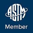 ASTM Member Blue Logo