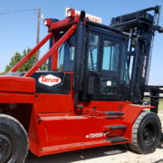 Lift Truck Serial# 35970 Pic 1