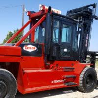 Lift Truck Serial# 35970 Pic 1