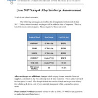 2017-06 NSC Surcharge Letter