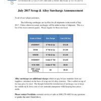 2017-07 NSC Surcharge Letter