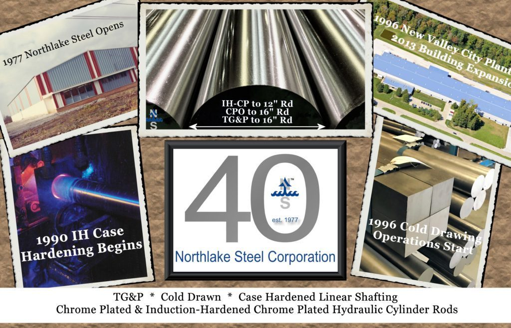 Northlake Steel 40th Anniversary