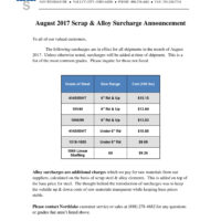 2017-08 NSC Surcharge Letter