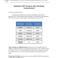 2017-09 NSC Surcharge Letter